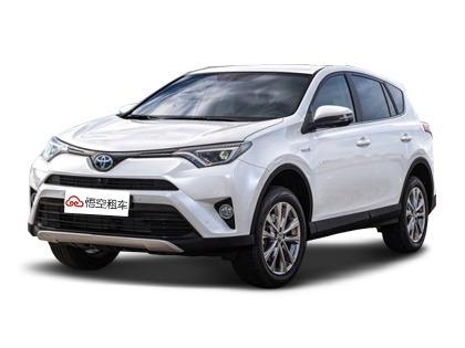 丰田RAV4荣放2018款2.0L自动挡CVT两驱风尚X版
